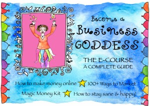 Get YOUR Business Goddess Course TODAY!
