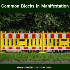 Common Blocks in Manifestation